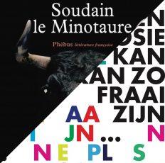 Soudain le Minotaure, Marie-Hélène Poitras (fragment, 2016)